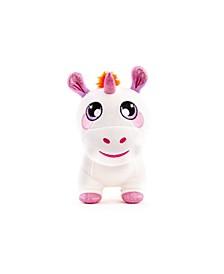 3Deez Deluxe Stuffed Animals, Slow-Rise Foam, Kat The Unicorn