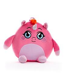 Squeezy, Squishy, Moldable Plush. Stuffed Animal, Large Unicorn