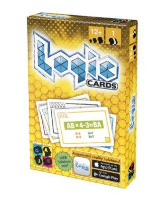 Brain Games Logic Cards Game