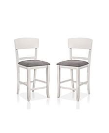 Summerland 2 Piece Counter Height Chair Set