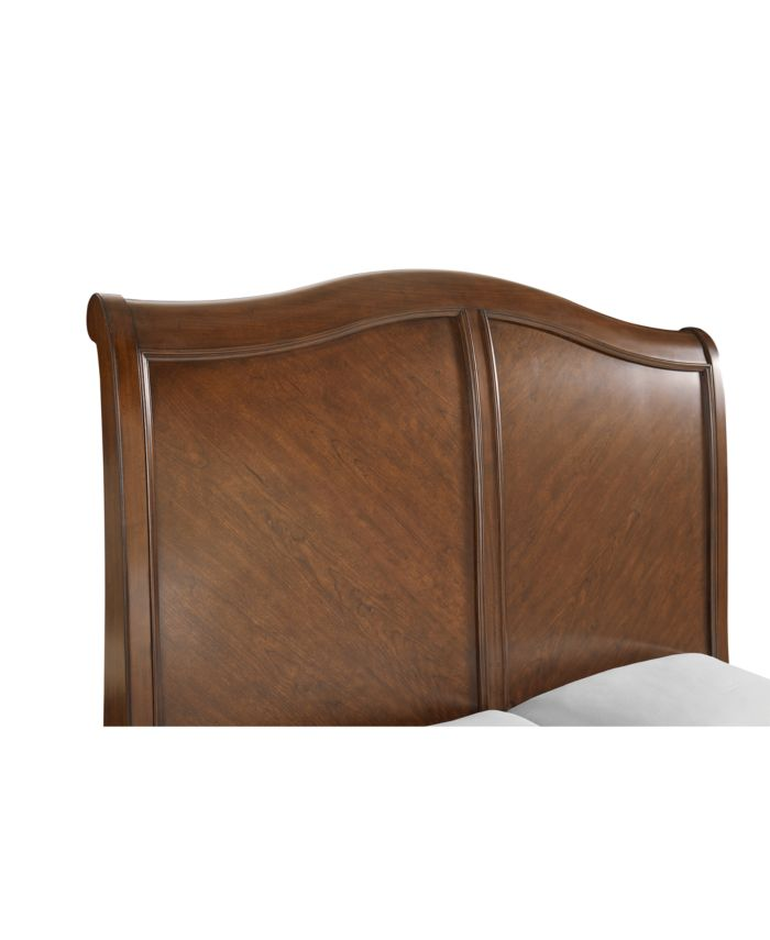 Furniture Orle King Bed, Created For Macy's & Reviews - Furniture - Macy's