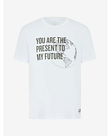 Men's You Are The Present To My Future T-shirt