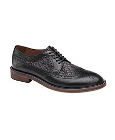 Men's Brewer Wingtip Oxfords