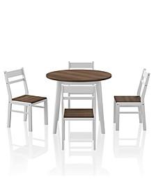 Barishton 5-Piece Dining Table Set