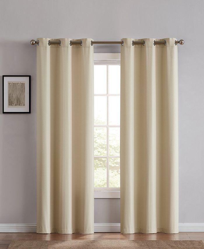 Truly Soft - Truly Blackout Khaki Window Curtain