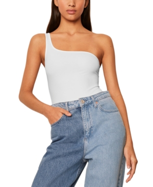 French Connection SAACHI ONE SHOULDER TOP