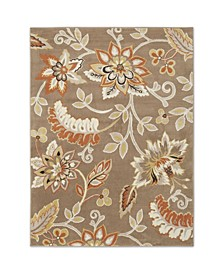 """Haven Hav13 Taupe 9'2"""" x 12'5"""" Area Rug"""