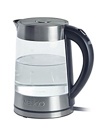 GWK-02 1.8 Quart Electric Glass Water Kettle