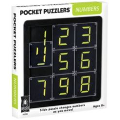 Bepuzzled Pocket Puzzlers - Numbers