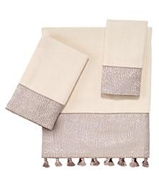 Beaufort Ivory Fingertip Towel