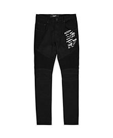 Men's Skulls Denim Jeans