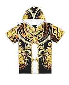 Men's King Hoodie T-shirt