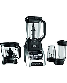 Professional Kitchen Blender System and Nutri Ninja with Auto-IQ