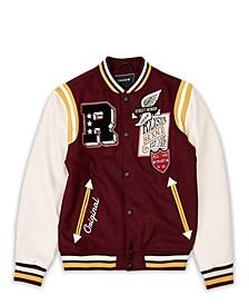 Men's Field Varsity Jacket