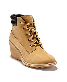 Women's Amston Wedge Booties