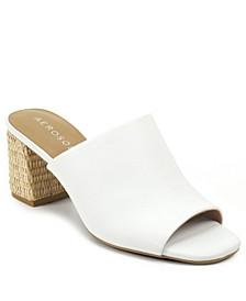 Women's Erie Block Heel Slide Sandal