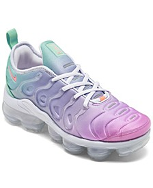 Women's Air Vapormax Plus Running Sneakers from Finish Line