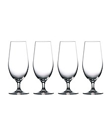 Moments Beer Glass, Set of 4