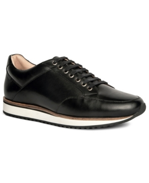 Barack Court Men's Leather Sneaker Men's Shoes