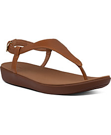 FitFlop Lainey T-Strap Slingback Thong Sandals