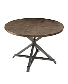 Homelegance Pisa Round Dining Table