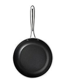 "Cast Textured Coating Ultra-Durable Nonstick 12"" Fry Pan"