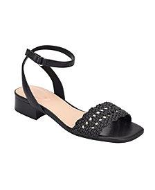 Easy Spirit Women's Evolve Ingrid2 Flat Sandal