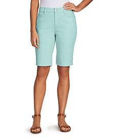 Women's Midrise Bermuda Shorts