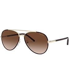 Prada Sunglasses, 0PR 66XS