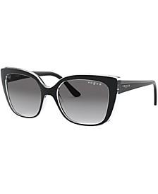 Eyewear Sunglasses, VO5337S53-Y
