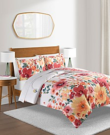 Luna 3-Pc. Full/Queen Comforter Set