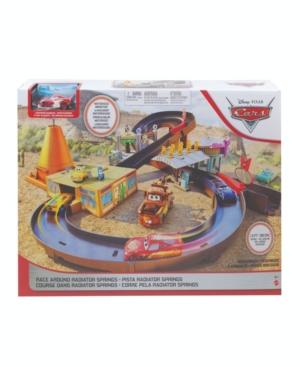 Mattel Disney Cars Race Around Radiator Springs
