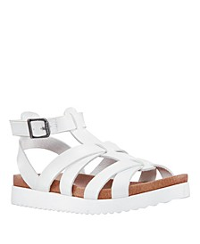 Alpha Big Girls Sandal