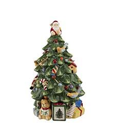 Christmas Tree Figural LED Tree