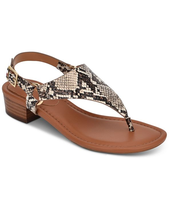 Tommy Hilfiger Kofie Dress Sandals