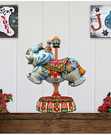Carousel Elephant Decor