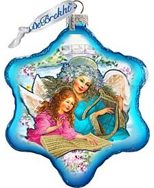 Sisterhood Glass Ornament