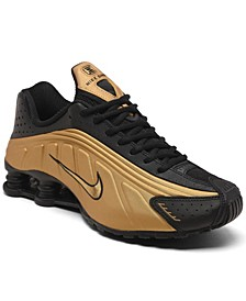 Men's Shox R4 Running Sneakers from Finish Line