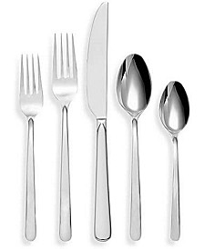 Cyprus 75-PC  Flatware Set, Service For 12