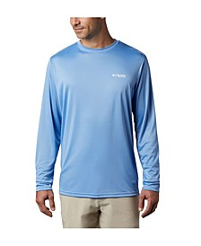 Men's PFG Terminal Tackle Destination Long-Sleeve T-Shirt