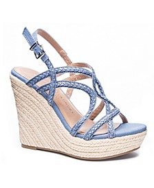 Maylin Women's Wedge Sandals