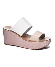Ollie Women's Wedge Sandals