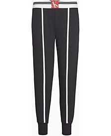 Calvin Klein CK One Sock-Stripe Lounge Jogger Pants
