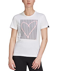 Women's Heart Graphic T-Shirt