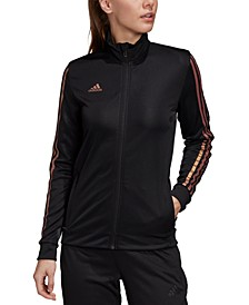 Women's Tiro Soccer Training Jacket