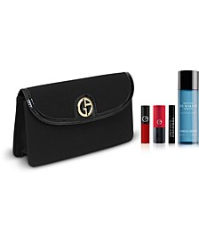 Receive a Complimentary 5pc Gift with any $75 Armani Beauty Purchase