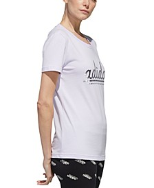 Women's Foil Logo T-Shirt