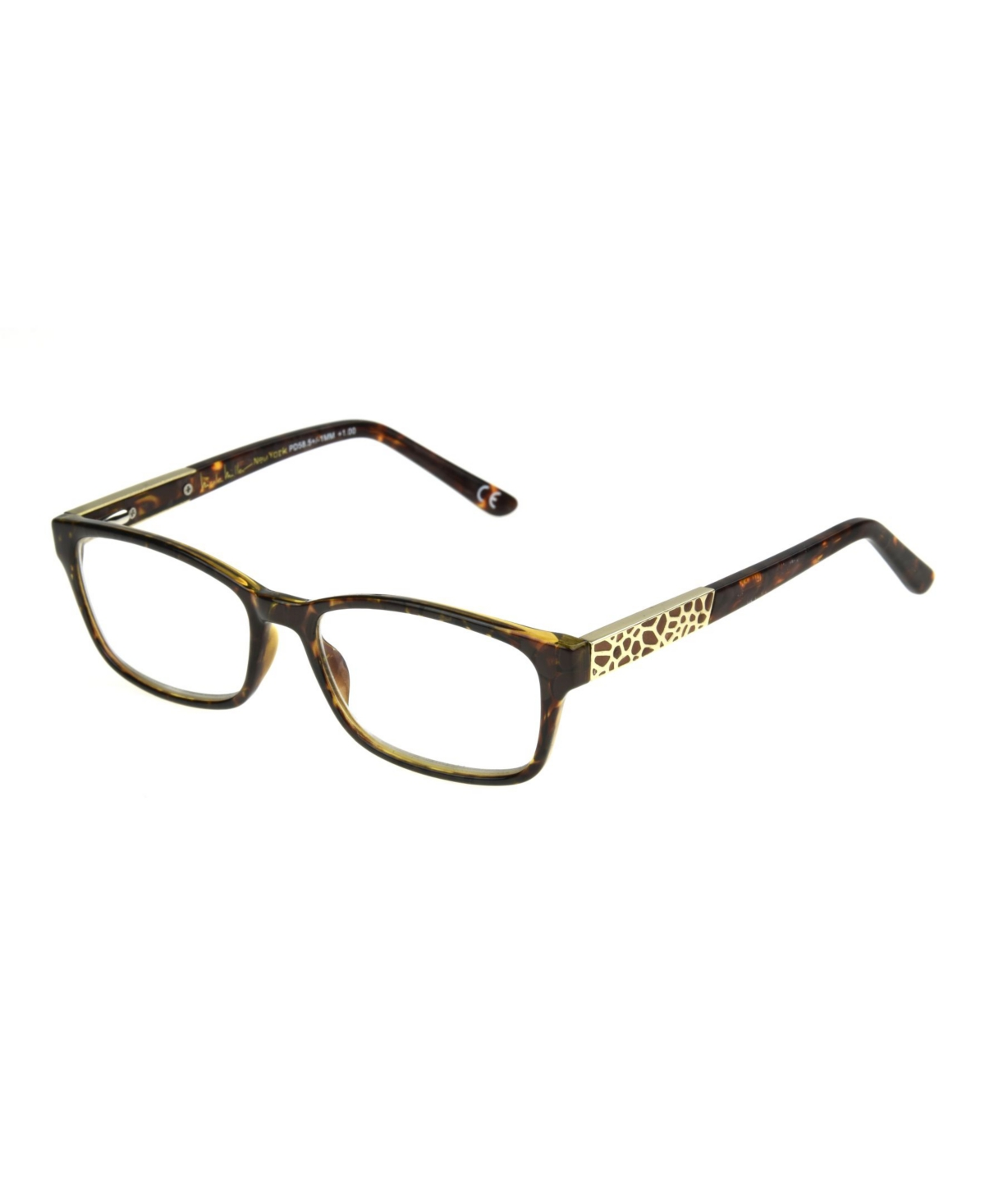 Foster Grant Lisa Women's Rectangle Reading Glasses
