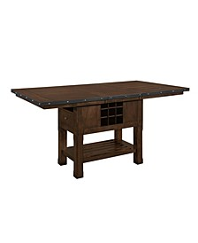 Homelegance Olney Counter Height Dining Room Table