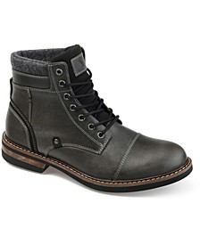 Men's Yukon Cap Toe Ankle Boot